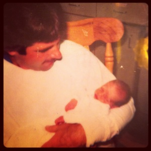My daddio & me